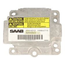 SAAB 95 9-5 9600 98-01MY SRS AIRBAG AIR BAG ECU CONTROL UNIT 5014212 SUFFOLK