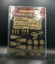 Games Workshop Fantasy Warhammer Counter Set WFB AoS OOP Nos 2000 Sealed
