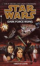 Dark Force Rising 2 by Star Wars and Timothy Zahn (1993, Reinforced, Prebound)