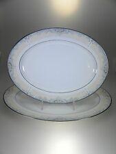 Noritake Sweet Savannah 2 Oval Serving Platters BRAND NEW Different Sizes