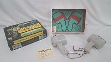Vintage Hasbro Twin Navy Blinker Code Lite