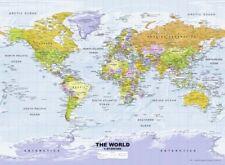 Ravensburger Political World Map - 500pc Jigsaw Puzzle
