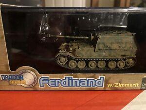 dragon armor 1/72 Ferdinand 60124