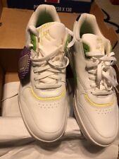 Reebok Reverse Jam Series Low Lime Green-Yellow-White 180504? Men's SZ 12