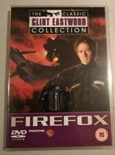 FIREFOX - (Clint Eastwood) DVD **NEW SEALED** FREE POST**