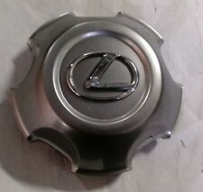 "Lexus LX470 2005 - 2007 Hyper Silver OEM 18"" Wheel Center Cap 74186 4260360650"