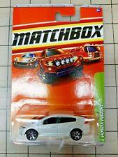 2010 Matchbox Honda Insight Pearl White Metro Rides #25