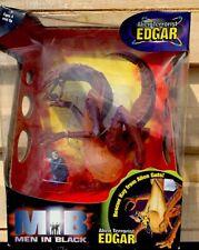 "Men In Black Mib Alien Terrorist Edgar Action Figure 1997 Galoob 10"" New In Box"