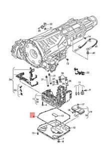 Genuine AUDI VW A6 Allroad Qu. Quattro Avant S6 Gasket For Oil Sump 0B5321371F