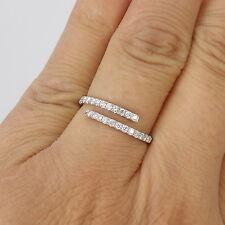 Wert 1210 € Brillant Ring (0,35 Carat) in 750er 18 K Weißgold Größe 54