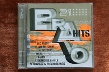 Bravo Hits 21 - Doppel-CD - u.a. Die Ärzte, Falco, Ace of Base, Hanson, Absolom