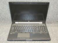 "HP Elitebook 8560w 15.6"" Laptop/Notebook Intel Core i7 2.80GHz 4GB RAM 320GB HDD"