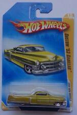 2009 Hot Wheels New Models Custom '53 Cadillac 15/42 (Gold Version)