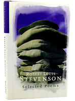 Robert Louis Stevenson ROBERT LOUIS STEVENSON SELECTED POEMS  1st Edition Thus 1