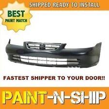 NEW 2001 2002 Honda Accord Sedan Front Bumper Painted to Match (HO1000196)