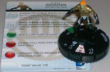 Aquaman (Black Lantern Corps) #034 War of Light Dc HeroClix