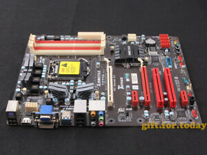 Original Biostar TZ77A Intel Z77 Motherboard LGA 1155 DDR3