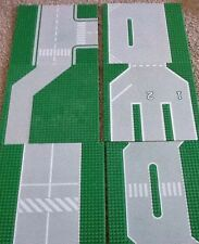 Lego 32x32 Pin Green Boards All 6