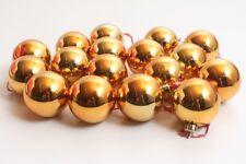 Bolas de Navidad para árbol Decoración Amarillo Brillante