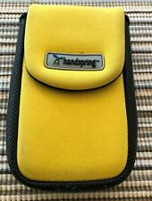 Incase Handspring Visor Yellow Pouch Case Hard to Find REDUCED PRICE
