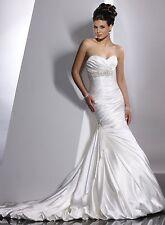 Sottero and Midgley Adorae wedding dress size 8