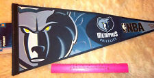 Memphis Grizzlies 2006 NBA Basketball team 30 x 12 Felt Pennant, made in USA