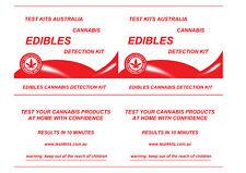 Edibles THC Potency Test Australian Scientific 6 tests