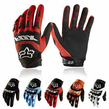 NEW Mens Racing Race Offroad Dirt Bike Motocross Gloves Cycling Bike Glove Mitts