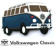 VW Bus T1 - Magnet / Kühlschrankmagnet - Blau - NEU OVP