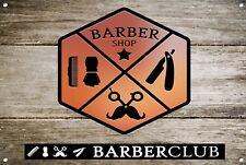 Barber Shop Letrero metal Decor Decoración De Pared Placas 1044