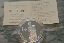 100 FR BE VENUS DE MILO capsule + certificat