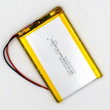 3.7V 4000 mAh 606090 Li-Polymer Rechargeable Battery Li Po for GPS Bluetooth MP3