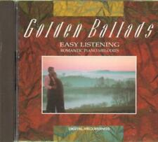 Various Classical(CD Album)Easy Listening / Romantic Piano Melodies-VG