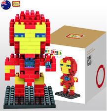 LOZ BLOCK IRONMAN Micro Mini Building Lego Nano Block Nanoblock