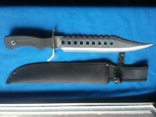 """17 1/2"""" Survivor Bowie Hunting Knife & Sheath Military Fixed Blade Combat HK2232"""