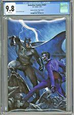 Detective Comics 1027 CGC 9.8 Bulletproof Comics Virgin Edition Dell'Otto Cover