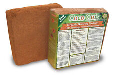 6 X 5kg Bricks (66 LBS.) Coconut Coir Coco Coir Soil Amendment Growing Medium