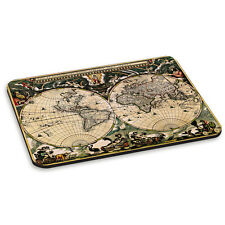 Vintage Old World Map #1 Round Globes Retro PC Computer Mouse Mat Pad