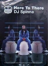 DJ SPINNA POSTER, HERE TO THERE (K9)