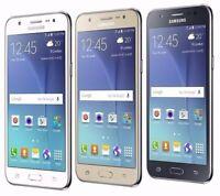 """Neu Ungeöffnet Samsung Galaxy J7 J700F DUOS 5.5"""" Entriegelt Smartphone"""