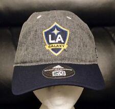 La Galaxy Adidas  Structured Adjustable Hat Headwear STYLE# EV99Z- FREE SHIPPING