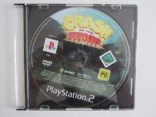 jeu CRASH OF THE TITANS pour PS2 PAL FR VF !! BIEN LIRE MERCI !!