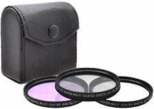 Xit XT58FLK 58mm Glass Filter Kit (UV-CPL-FLD)