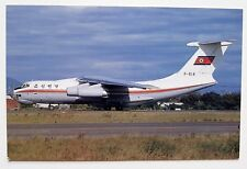 CAAK Ilyushin IL-76MD Postcard