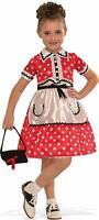 Rubie's Child's Little Lady Costume, Small NEW