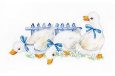 Cross stitch kit Three geese B1143