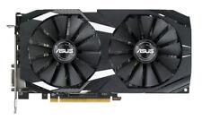 Grafikkarte PCI-Express ASUS Dual Radeon AMD RX 580 OC 8GB GDDR5, HDMI, DP, DVI
