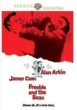 Freebie and the Bean 1974 (DVD) Alan Arkin, James Caan, Loretta Swit - New!