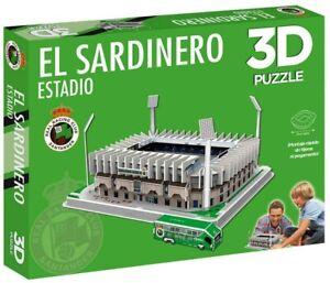 Real Racing Club Santander Estadio Sardinero Stadium 3D Jigsaw Puzzle (efp)