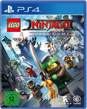 LEGO Ninjago Movie Videogame (Sony PlayStation 4, 2017)